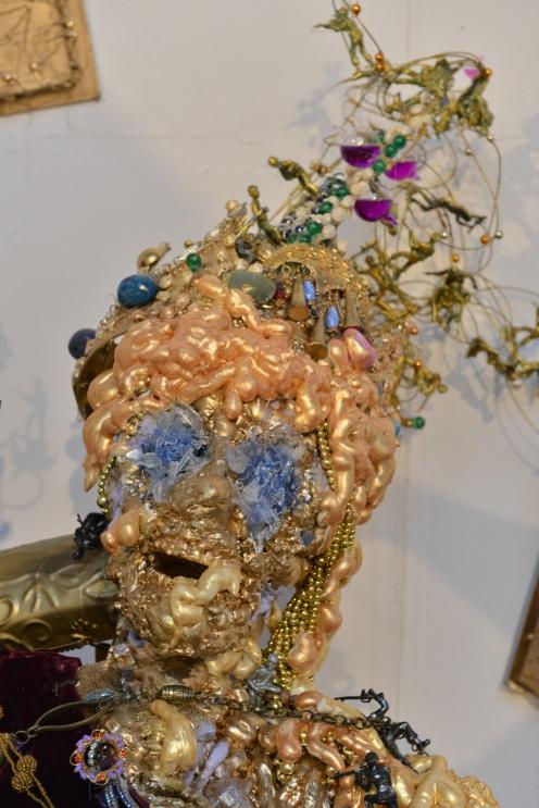The head of the empress Armena