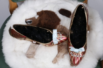The shoes of the Empress