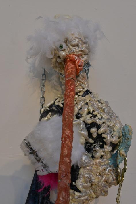 The stork Aragil